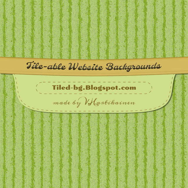 green pattern for website