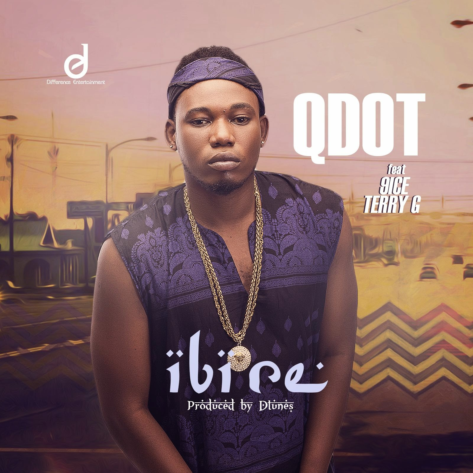 MediaHauz Entertainment: Qdot - Ibi re ft 9ice + Terry G