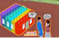 ID Rumah Mainan Pop IT Di Sakura School Simulator