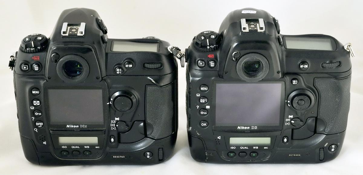 Kamera DSRL generasi pertama Fullframe
