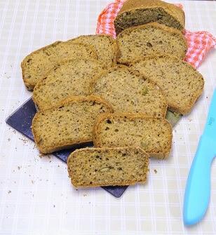 Easy Cassava Seeds Sandwich Bread (Paleo, Nut-Free, Whole30, Dairy-Free) 2.jpg