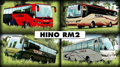 Hino RM2 Exclusive