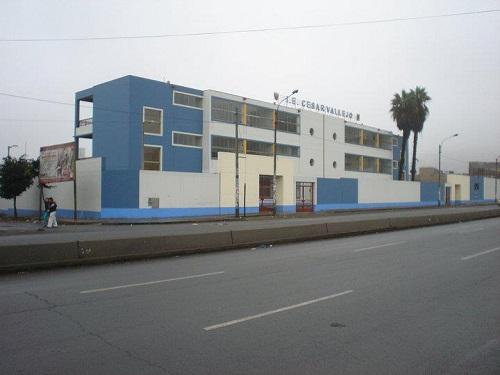 Colegio CESAR VALLEJO - La Victoria