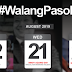 #WalangPasok for the month of August 2019