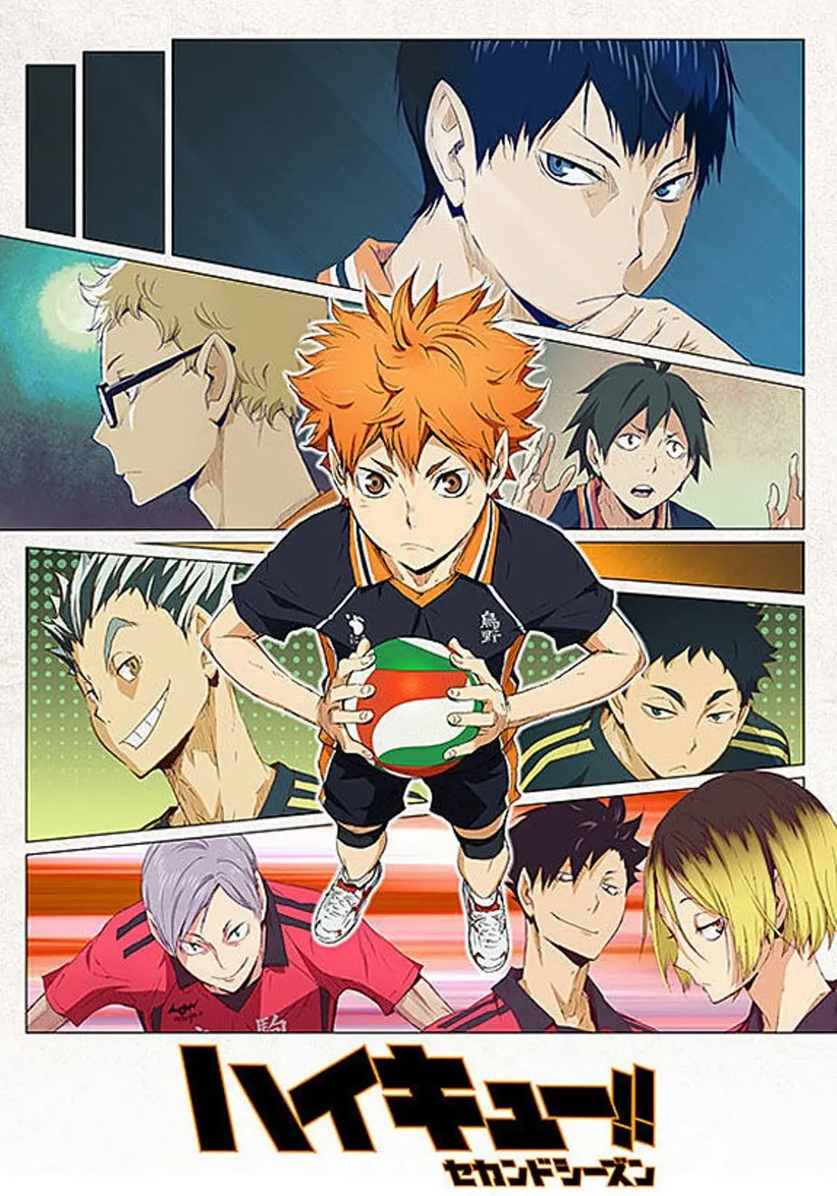 Haikyuu!! 2nd Season