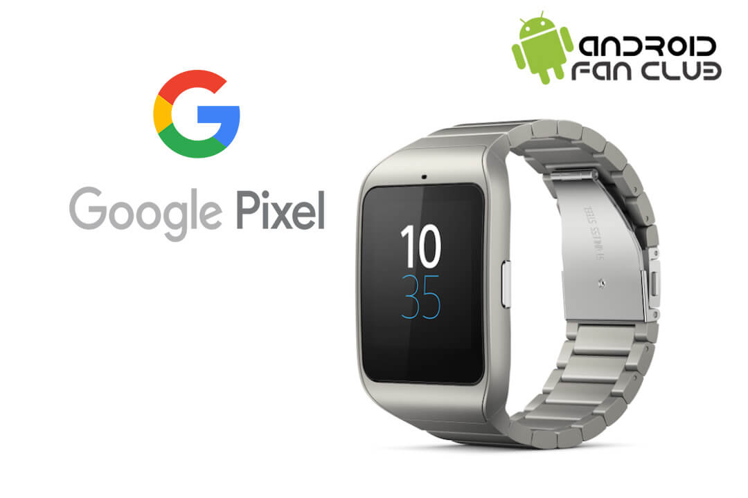 Patent Shows Google SmartWatch Has Camera Under Display