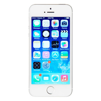 Spesifikasi dan Harga Apple iPhone 5S - 64 GB - Silver