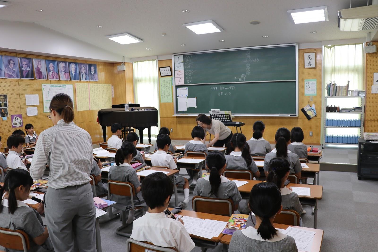 リコーダー 小学校