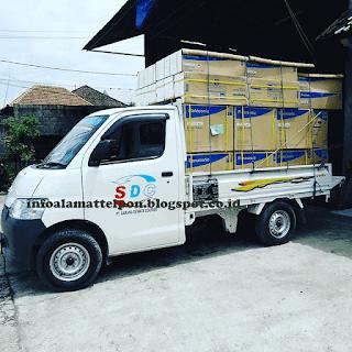 Alamat Sarana Dewata Courier Denpasar Bali