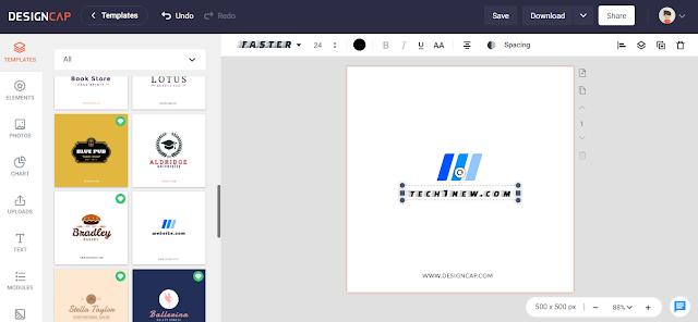 أداة تصميم مجانية تساعدك على إنشاء ملصقات ونشرات إعلانية