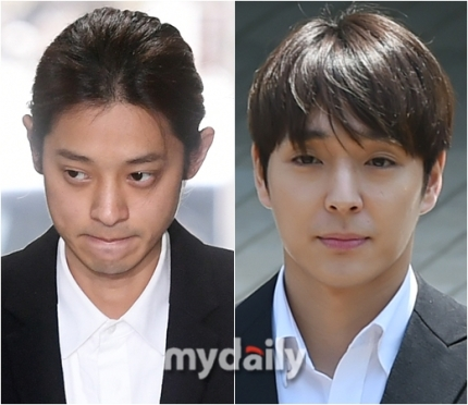 "Jung Joonyoung and Choi Junghoon will have their first trial today, Choi Junghoon said that the crime of ""special level rape"" is too heavy and unfair."