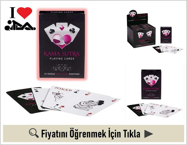 kamasutra playing card