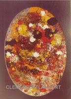 Taches solaires, thème abstrait par Clémence St-Laurent