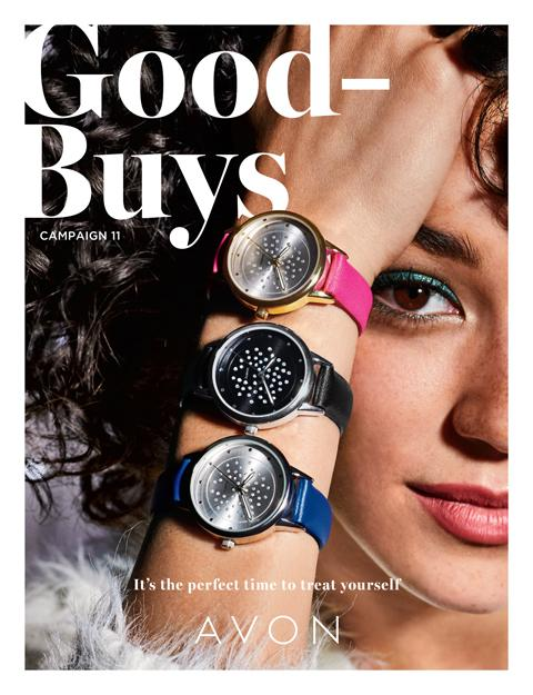 Avon Good Buys Brochure Campaign 11 2020 Booklet Online - Sales Are Final!
