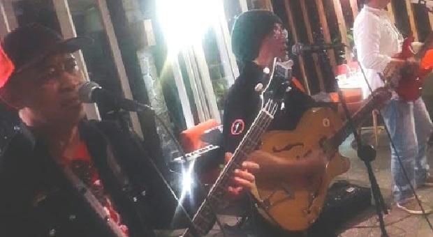 Bukber Musisi Bandung Berlangsung Meriah