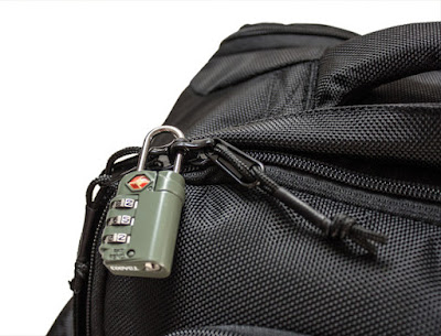 Portable Padlock Bag