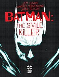 Read Batman: The Smile Killer comic online
