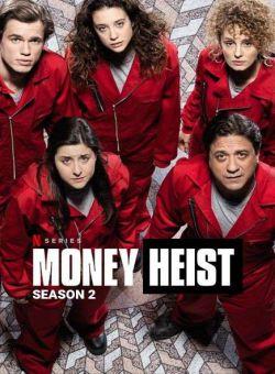 Phi Vụ Triệu Đô Phần 2 - Money Heist Season 2 (2018)