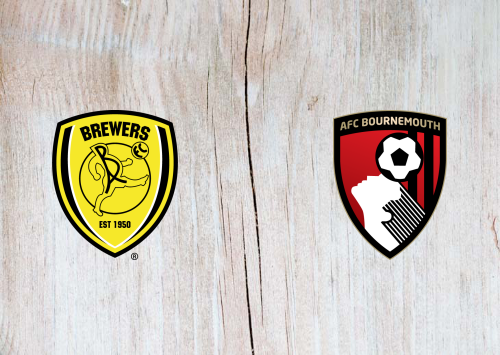 Burton Albion vs AFC Bournemouth -Highlights 25 September 2019