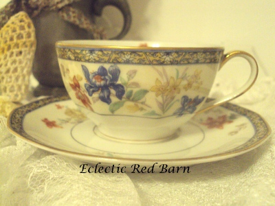 Eclectic Red Barn: Thedore Haviland Tea Cup
