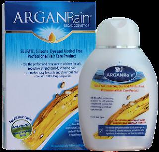 ArganRain Shampoo