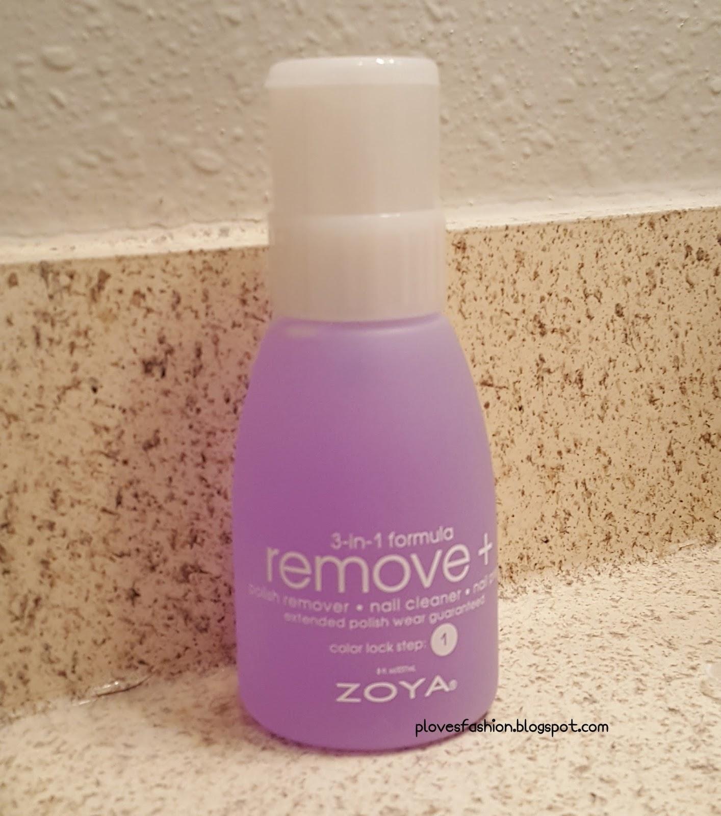 Zoya Remove Plus Nail Polish Remover Review - AccessoryWiz