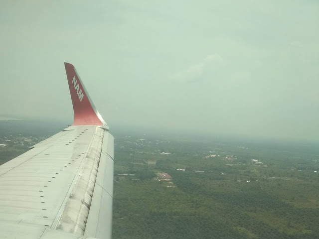 NAM AIR IN 196 (Semarang - Pangkalan Bun)