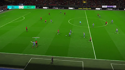 PES 2019 LiveBroadcastCamera (Assign by Stadium ID) by MjTs-140914