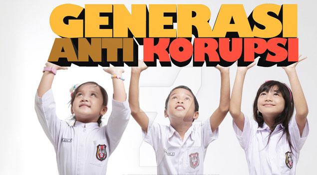 Konsep Kreatif Pendidikan Anti Korupsi
