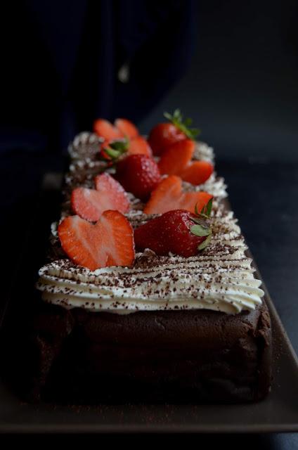 Articole culinare : Terina de ciocolata