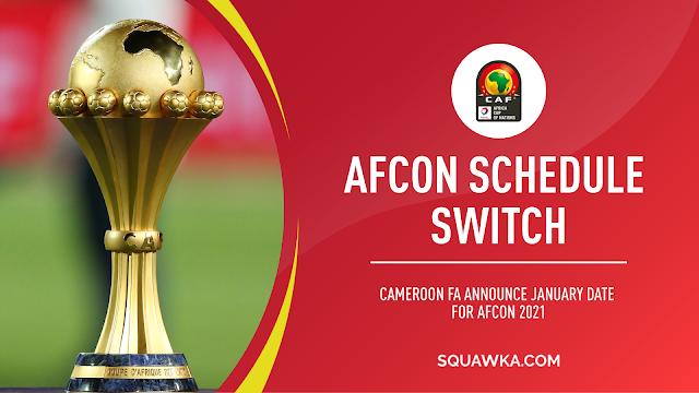 Afcon 2021