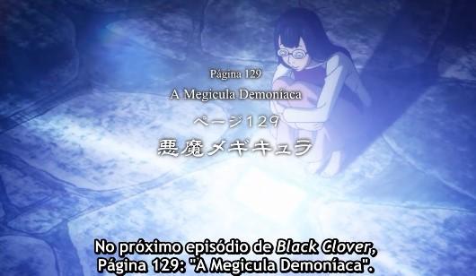 Black Clover – Episódio 129