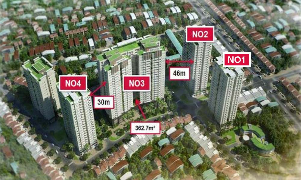 Chung cư BRG 390 Nguyễn Văn Cừ