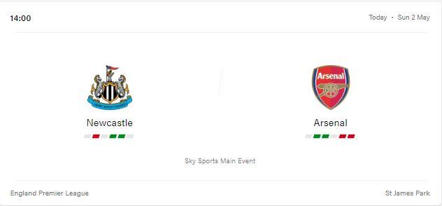 Newcastle vs Arsenal Preview, Livestream and Prediction 2021