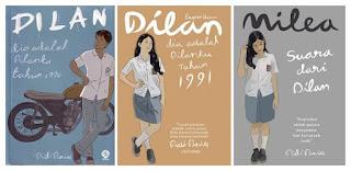 Novel ini pernah difilmkan, karya dari Pidi Baiq
