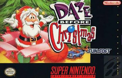 Rom de Daze Before Christmas em PT-BR - SNES - Download