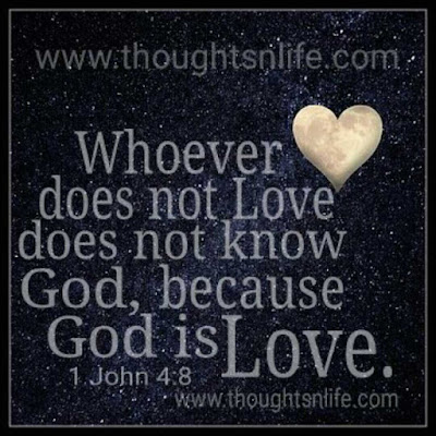 god is love quotes