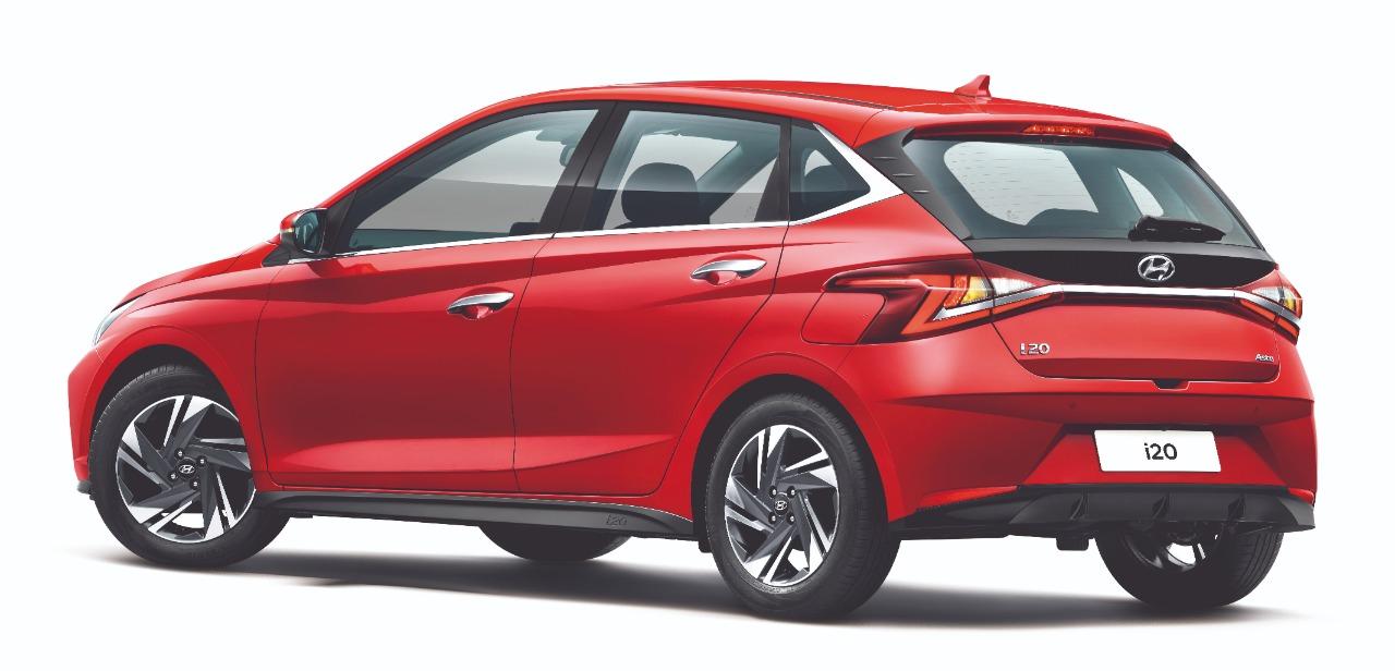 Hyundai All New i20 2021 India - MotorZest 5