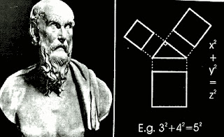 পিথাগোরাস ও তার উপপাদ্য