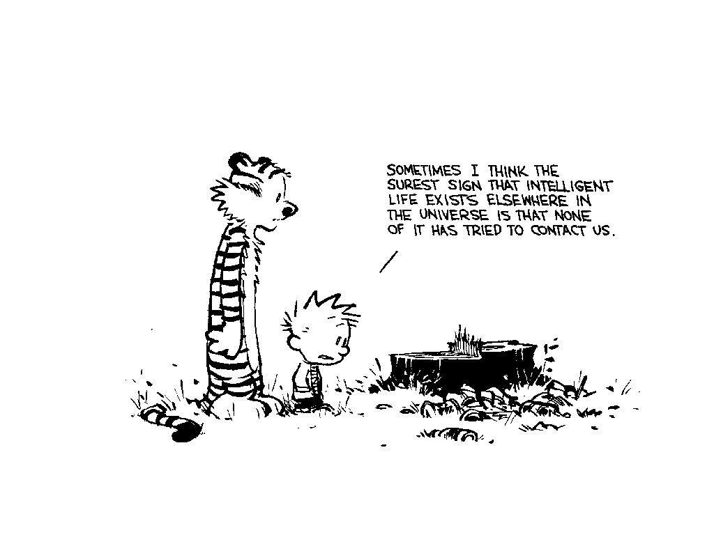 Into The Blagosphere Inspiration Calvin And Hobbes