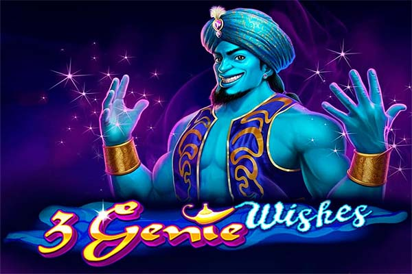 Main Gratis Slot Demo 3 Genie Wishes (Pragmatic Play)