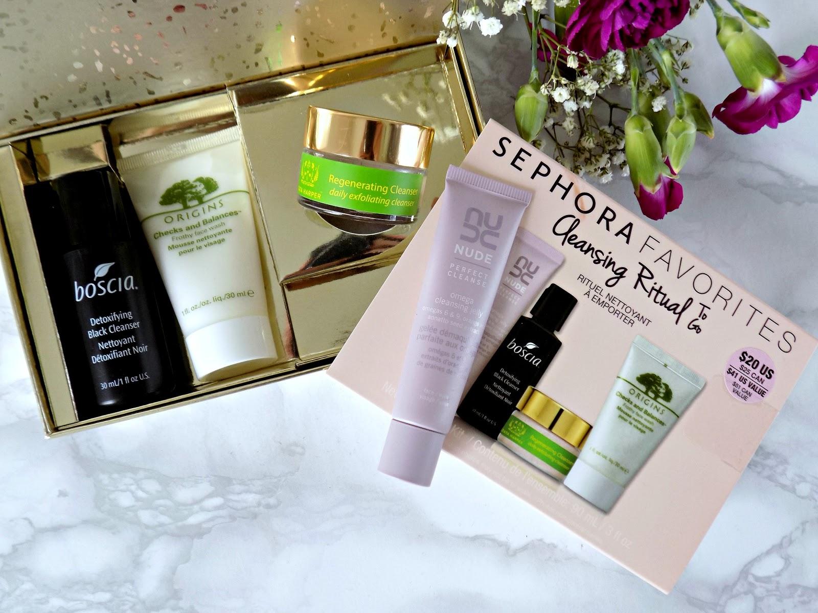 Sephora skincare haul