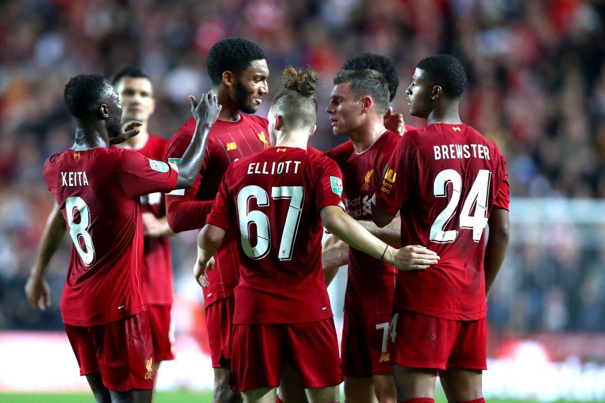 مشاهدة مباراة ليفربول وميلتون كينز دونز بث مباشر اليوم 25-9-2019 في كأس رابطة المحترفين الإنجليزية