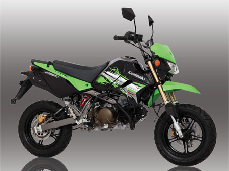 Specification and Review Kawasaki KSR 110 | Diverse Information