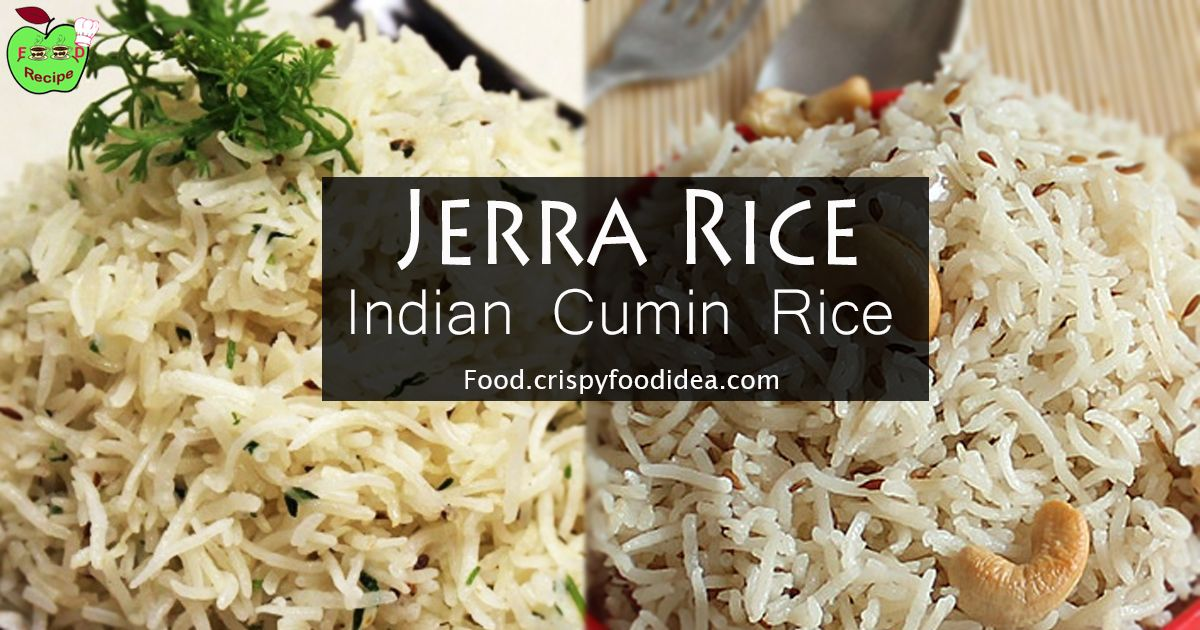 easy jeera rice recipe