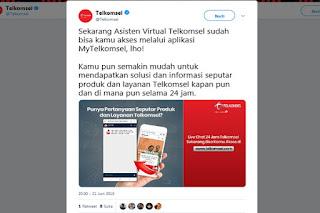 TselChat aplikasi