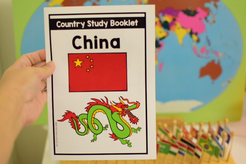 Ancient China Country Study Learning Materials