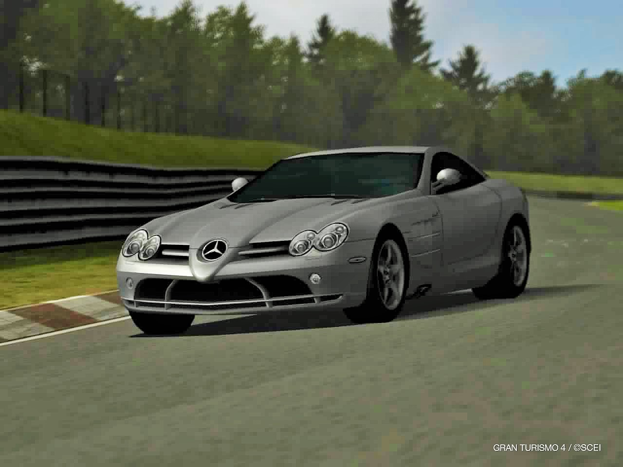 It Is Not The First Mercedes Benz SLR McLaren On This Blog As There Is Also  This Mercedes Benz SLR McLaren But It Is The 2009 Model And With A 19 Inch  Wheel ...