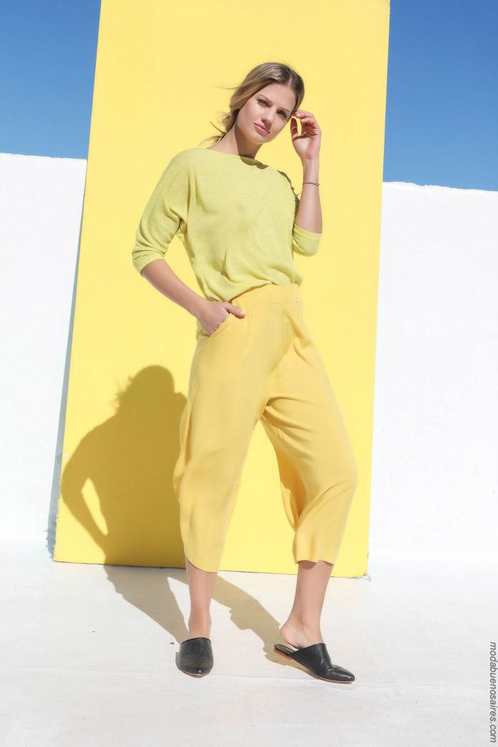 que colores estan de moda primavera verano 2020