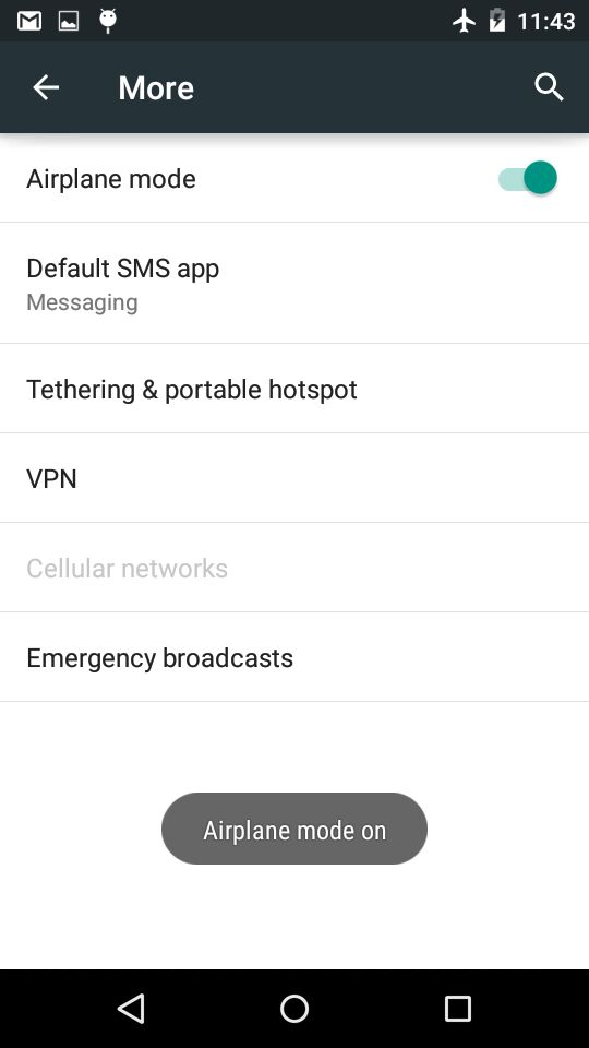 Android intent category home broadcast receiver picture.